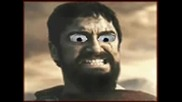 Пародия на 300 ! This is sparta - Smqh :D