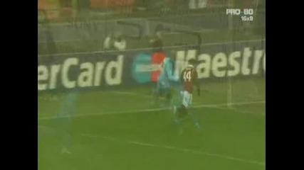 Милан - Олимпик (м) 1:1 (25.11.2009)