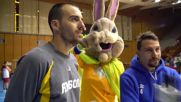 Интервю с Менторите на Турнира по Баскетбол