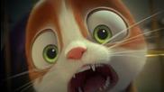 [2/2] Омагьосаната къща - Бг Аудио - анимация приключенски комедия (2013) The House of Magic 720p hd