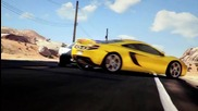 Need For Speed Hot Pursuit E3 2010 - Debut Trailer True - Hd Quality