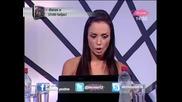 Indira Radic - Intervju (1.deo) - Tacno u podne - (TV Pink 2012)