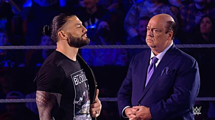 Roman Reigns dares Brock Lesnar to come to the ring: SmackDown, Oct. 22, 2021