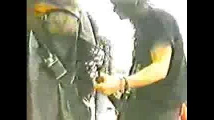 Саундчек В Париж 1992, Слаш, Дъф, Стивън Т