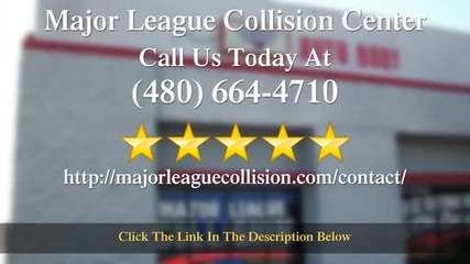 Reviews Major League Collision Mesa Az
