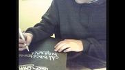 graffiti handstyle alphabet quick