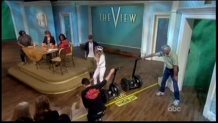 Justin bieber-on the view june 2011