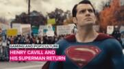 Хенри Кавил ще влезе още един път в образа на Супермен