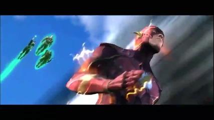 Injustice Gods Among Us - Walkthrough Part 1 Story Mode Част 1