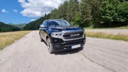 Американски гигант - RAM 1500 и Рали Твърдица - Auto Fest S05EP29