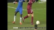 """Два гола на Торес, """"Челси"""" - """"Рубин"""" 3-1"""