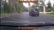 Интересна компилация от от куриозни и ужасяващи пътни инциденти в Русия