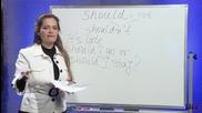 Аз уча английски език . Сезон 4, епизод 139 , урок 63 на български