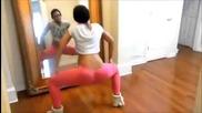 Малко Twerk танци Team Tyga ft Lil Wayne Faded