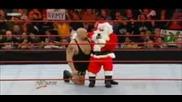 Wwe Raw 21.12.2009 Част 3