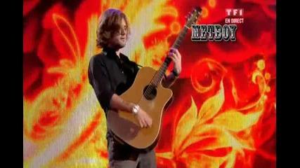 Enrique Iglesias & Nadiya - Laisse Le Destin Lemporter (live)