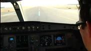 Eърбъс А330 излита