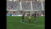 Fifa 2011: Не е лесно да се измами Messi