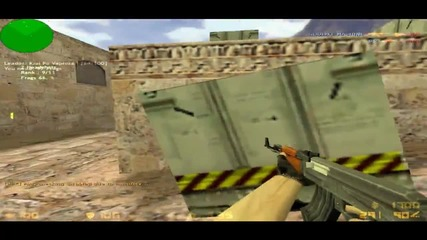 Counter Strike 1.6 Frag Movie