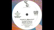 Denise Lasalle - P.a.r.t.y. (where It Is) 1978