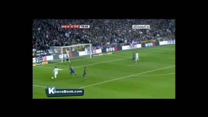 Cristiano Ronaldo Goal El Clasico 18.01.2012