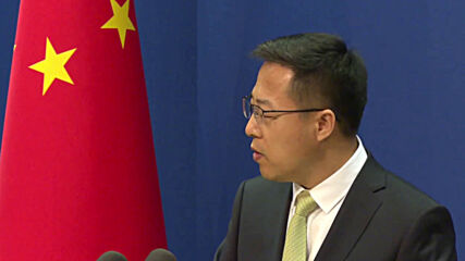 China: Beijing condemns US for 'quitting international organisations' as Washington exits WHO