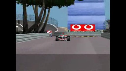 F1 2006 Monaco Hot Lap