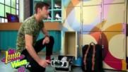 Soy Luna 2 - Амбър и Бенисио чупят кристална обувка на Джулияна - епизод 57 + Превод