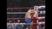 K-1 World Grand Prix 2000 Полу-финал Ray Sefo vs Cyril Abidi