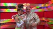 Dancing Stars - Извънземните Ути и Елена (01.04.2014г.)