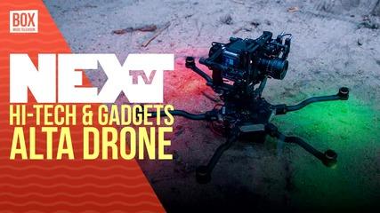 NEXTTV 032: Hi-Tech: Alta Drone