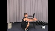 06 - Leg Training - 16 - 1 Leg Squat-pistols-prep