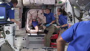 ISS: SpaceX Crew-2 astronauts welcomed aboard Space Station