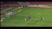 Господарите на свободните удари във футбола според поста си на терена