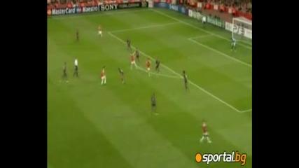 Шампионска Лига - Арсенал - Спортинг Брага 6:0