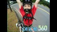 Gopro 360 Downhill   mtb  