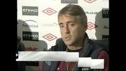 """Тевес няма да играе срещу """"Манчестър Юнайтед"""" за Купата"""