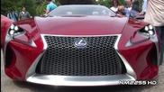 Lexus Lf-lc Luxury Sports Coupe Concept