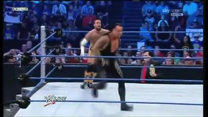 Undertaker - Snake Eyes Running Big Boot Vbox7