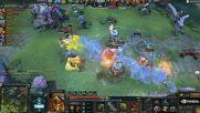 Този TINKER! Масовите магии на Vega Squadron eSports са огромно предимство в мача срещу Alliance!