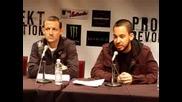Linkin Park Pressconf Mtv 2