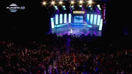 Галена - Пак ли - live - 11 годишни награди на Планета Hd