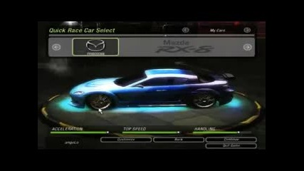 Need for Speed Underground 2 Fnf tokyo drift cars !!