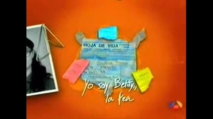 Betty La Fea - Интро