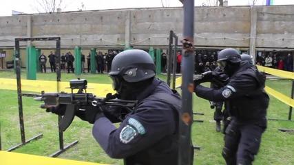 Акция на Гранична Полиция