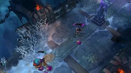 League of Legends Minion Bomb