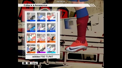 Pes 09 10 Boots! (hq) (360p)