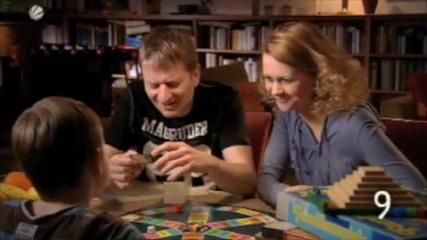 10 неща, които не трябва да правите, когато играете на игри със семейството си