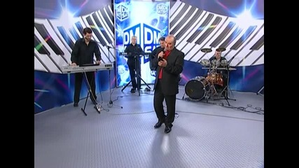 Miki Jevremovic - Muzika nek svira samo za nju - (LIVE) - Sto da ne - (TvDmSat 2009)