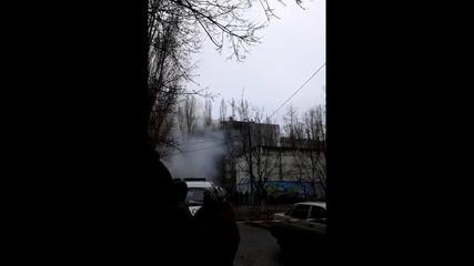 Ukraine: Explosions rip through Volgograd apartment building